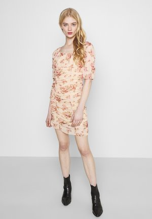 ONLCINDY DRESS - Day dress - beige