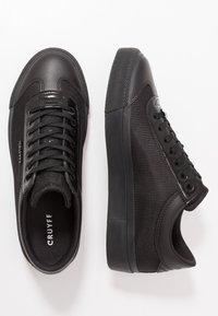 Cruyff - SANTI BOLD - Trainers - black - 1