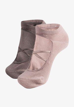 Sportovní ponožky - mauve