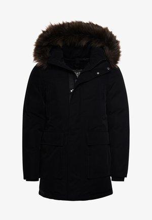 STUDIOS EVEREST  - Down coat - black