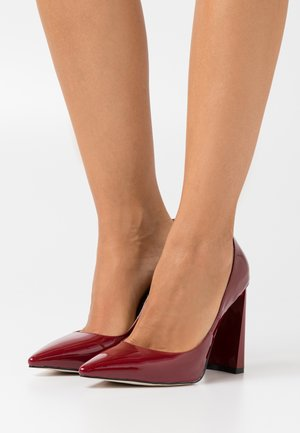 JOVITA - High heels - burgundy