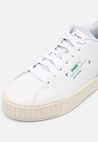 Puma - CALI SPORT CLEAN RE.GEN - Baskets basses - white/glacial blue - 7