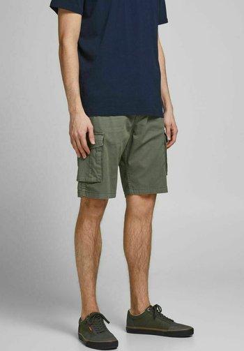 Shorts - dusty olive
