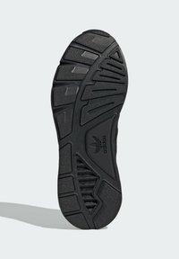 adidas Originals - ZX 1K BOOST SCHUH - Sneakers - black - 5
