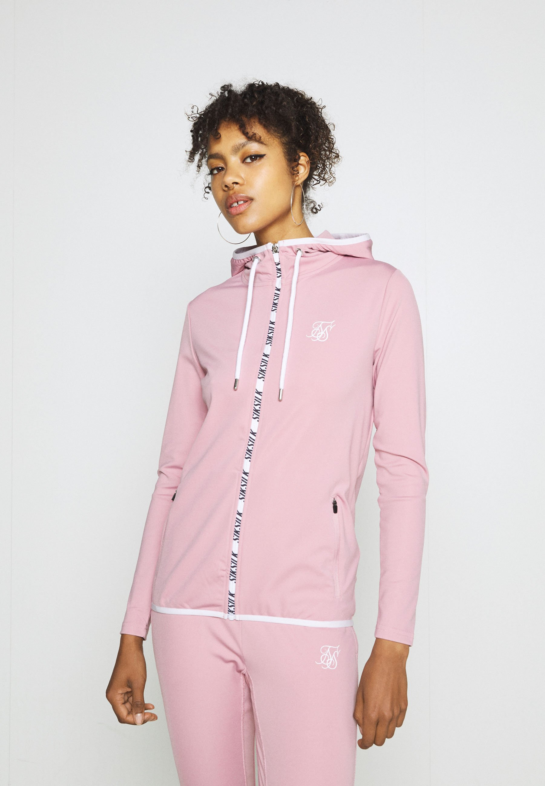 Women ZEPHYR TRACK TOP - Training jacket