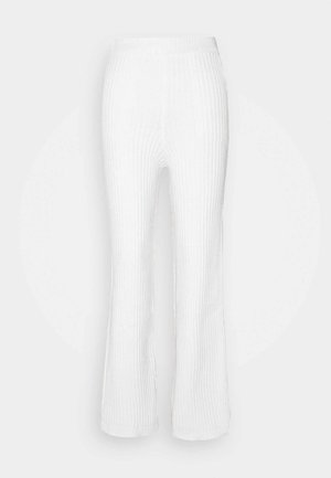 TOVE TROUSERS - Trousers - cloud dancer
