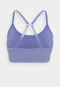 Cotton On Body - WORKOUT YOGA CROP - Light support sports bra - periwinkle - 9