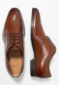 BOSS - KENSINGTON - Smart lace-ups - medium brown - 1