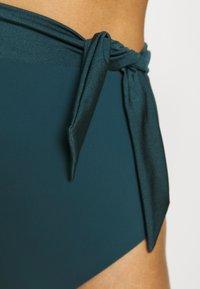 JETS Australia - HIGH WAIST PANT - Bikini bottoms - mediterranean - 4