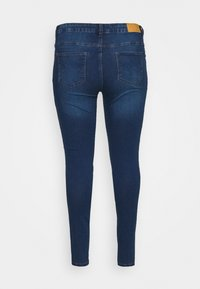 Noisy May Curve - NMCALLIE - Jeans Skinny Fit - medium blue denim - 1