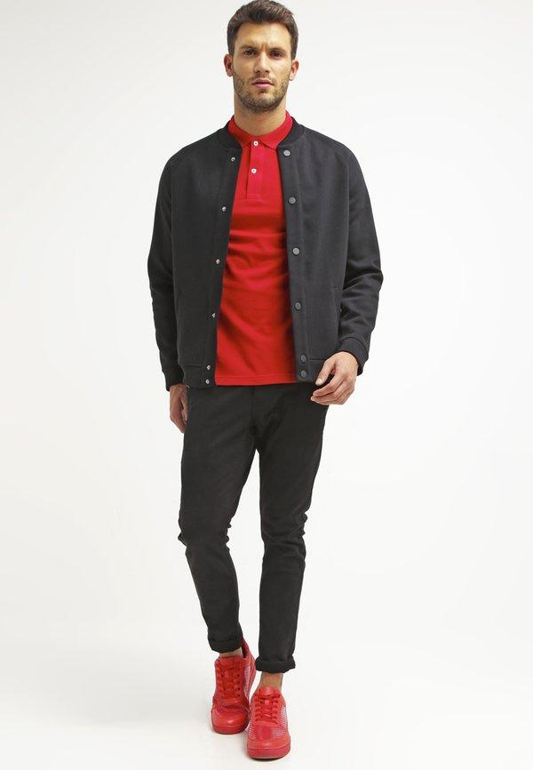 Lacoste Koszulka polo - red/czerwony Odzież Męska EUGY