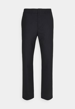 FOSS  - Spodnie materiałowe - navy blue