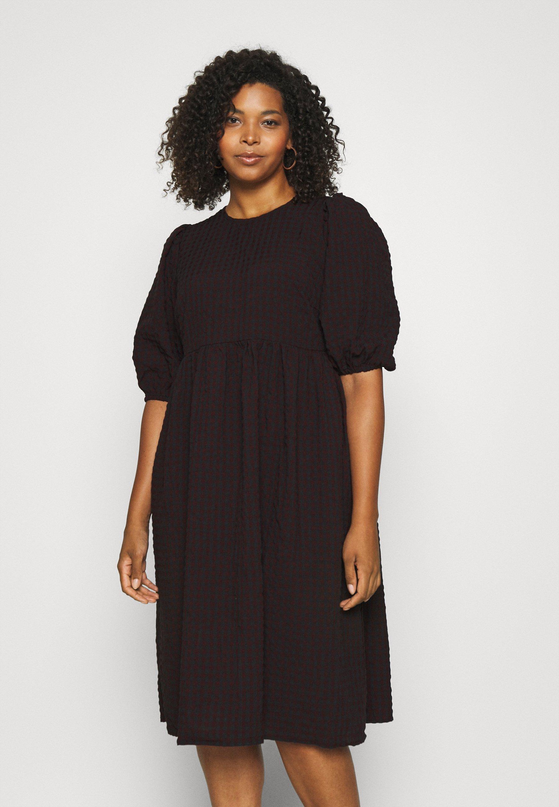 Women VMBINE 3/4 MIDI DRESS - Day dress