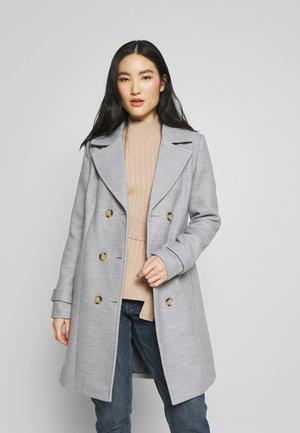 VMCALA - Płaszcz wełniany /Płaszcz klasyczny - light grey melange