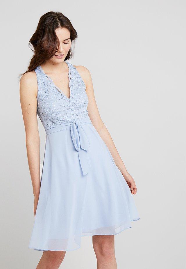 MIX - Vestido de cóctel - pastel blue