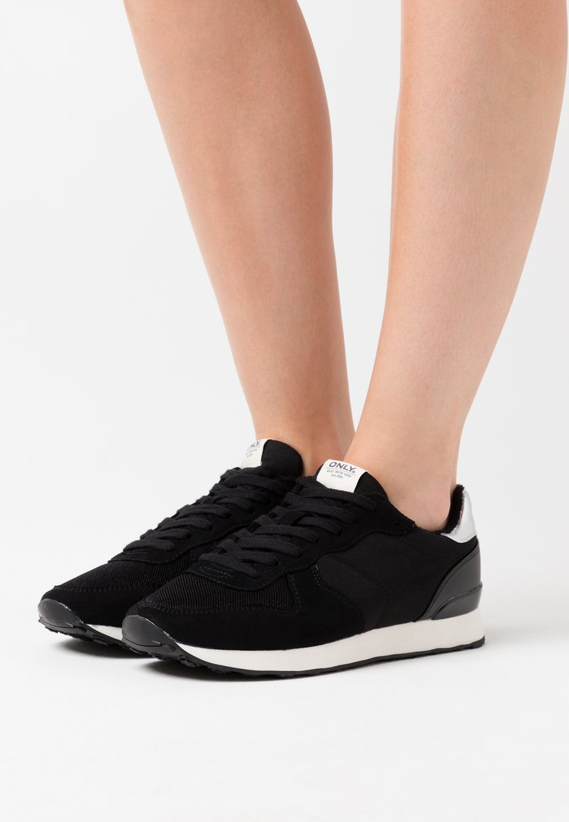 ONLY SHOES - ONLNEW SAHEL - Zapatillas - black
