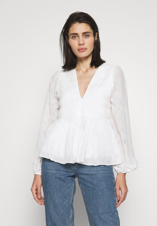 SCOUT - Blouse - white