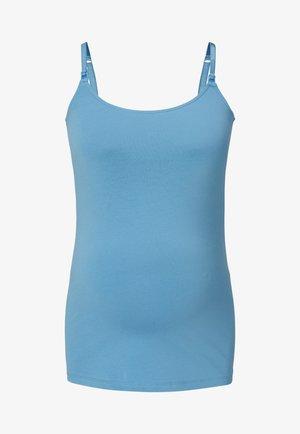 Top - shadow blue