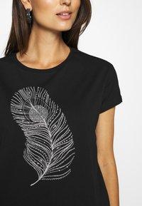 Anna Field - T-shirt print - black - 5