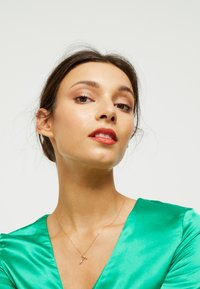 PDPAOLA - LETTER NECKLACE - Collana - gold-coloured - 1