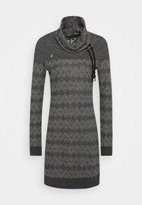 Ragwear - DRESS - Day dress - black - 3