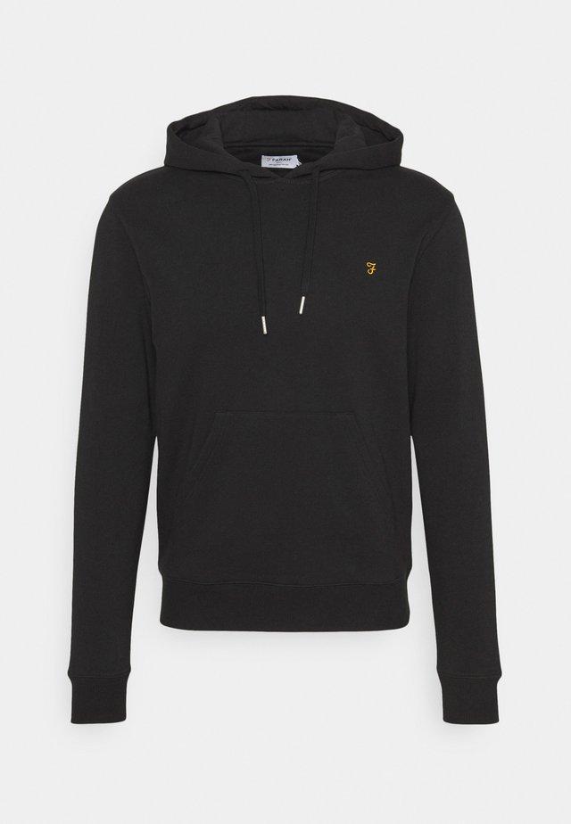 ZAIN HOODIE - Sweatshirt - black