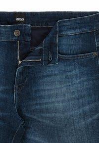 BOSS - DELAWARE - Slim fit jeans - blue - 5