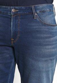 Jack & Jones - JJIRICK JJICON - Denim shorts - blue denim - 5