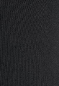ONLY Petite - ONLAMELIA PUFF BODY - Basic T-shirt - black - 2