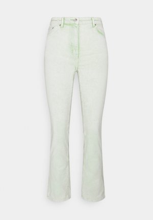 EVE TROUSER - Trousers - acid wash green