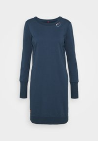 MENITA - Day dress - denim blue