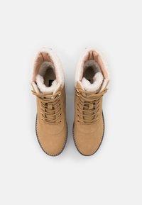 Even&Odd - Winter boots - sand - 4