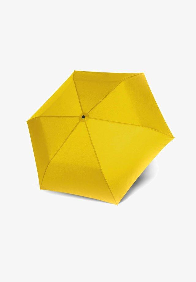 Umbrella - shiny yellow