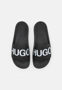 HUGO - MATCH - Mules - black - 3