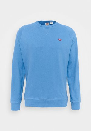 ORIGINAL ICON CREW UNISEX - Sweatshirt - blue