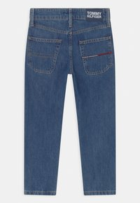 Tommy Hilfiger - MODERN STRAIGHT ANKLE - Jeans a sigaretta - authentic stonewash med - 1