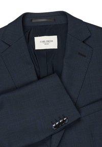 Carl Gross - Blazer jacket - dunkelblau meliert - 3