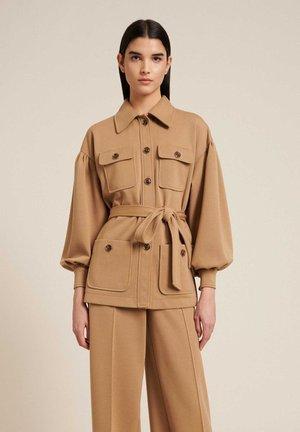 MURA - Summer jacket - cammello