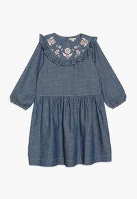 J.CREW - PANSY DRESS - Denimové šaty - indigo - 0