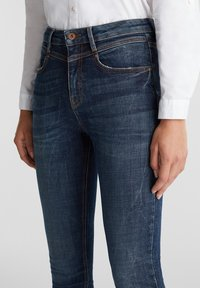 edc by Esprit - Jeans Skinny Fit - blue dark washed - 3