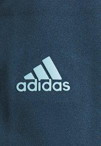 adidas Golf - ULTIMATE 365 PRINTED SHORT SLEEVE  - Polo shirt - crew navy - 2
