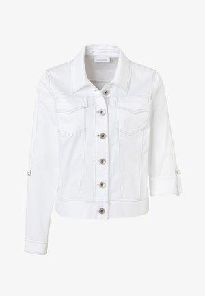 Summer jacket - weiss uni