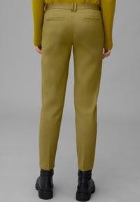 Marc O'Polo - TORUP - Trousers - olive green - 2