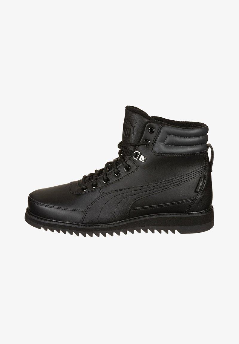 Puma - Sneakers alte - puma black-puma black-dark shadow