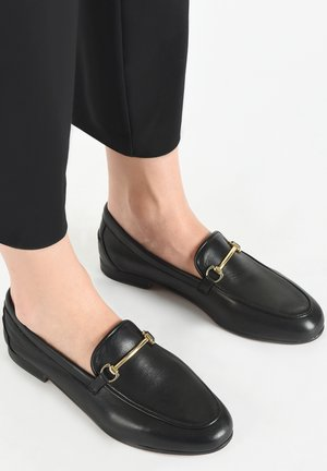 Slipper - black blk