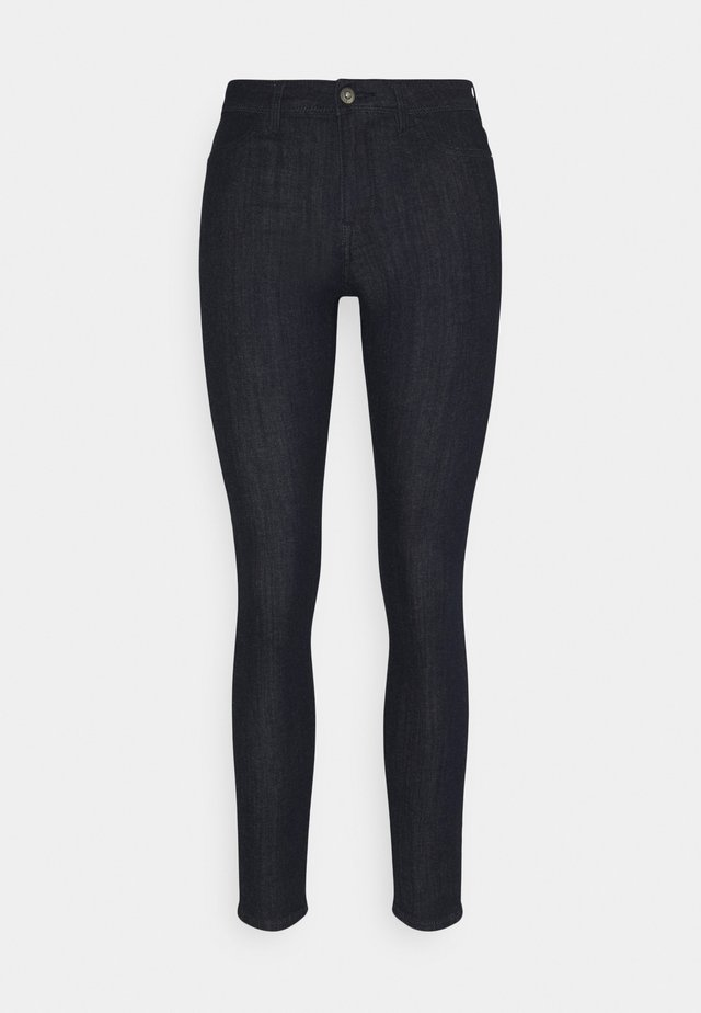 Jeansy Skinny Fit - blue rinse