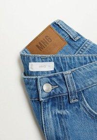 Mango - DANNY - Straight leg jeans - bleu moyen - 2