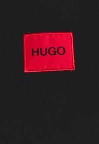HUGO - DASANDRA  - Mikina skapucí - black - 6