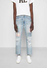 Polo Ralph Lauren - KASIA WASH - Jeans baggy - light indigo - 0
