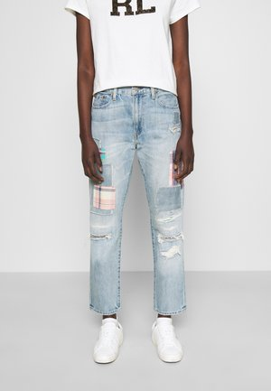 KASIA WASH - Jeans relaxed fit - light indigo